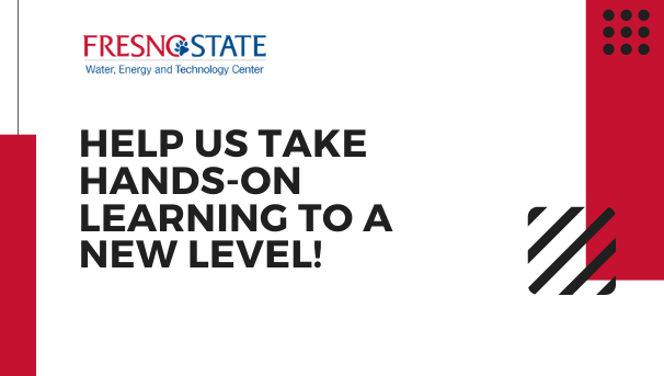 Help Us Take Hands-On Learning To A New Level!