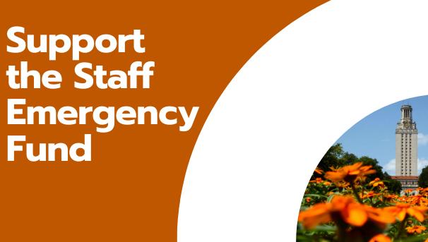 Staff Emergency Fund 2020 Image