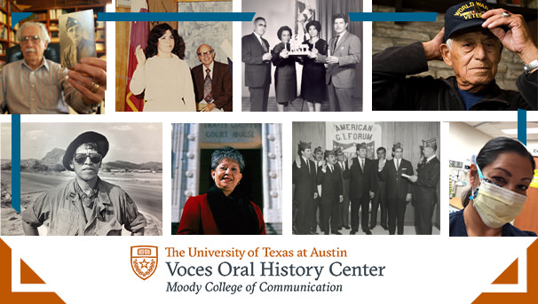 Bring Latina/o Images to Light Supporting Voces Oral History Center