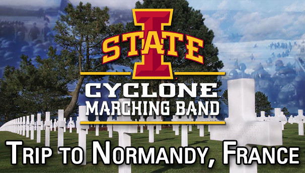 Marching Band D-Day Memorial Trip Image