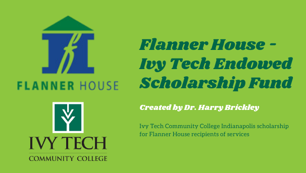 Flanner House Ivy Tech Scholarship Image