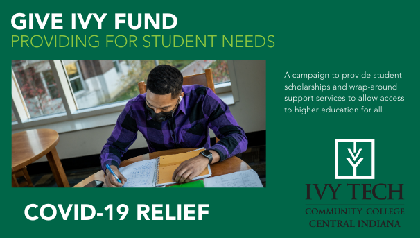 Central Indiana COVID-19 Relief (Give Ivy Fund) Image