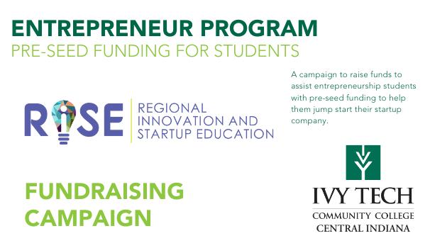 Indianapolis Entrepreneur Program Fundraiser Image