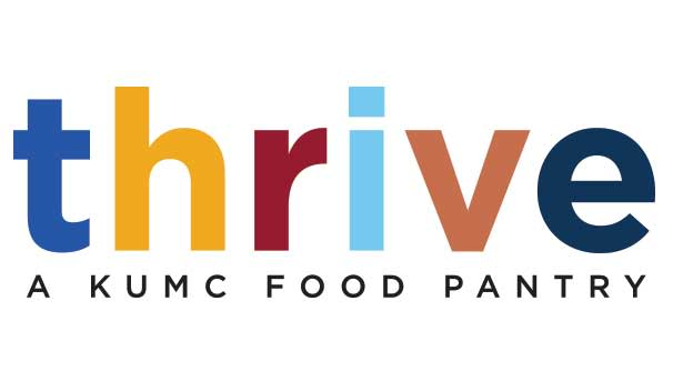 THRIVE: A KUMC Food Pantry Image