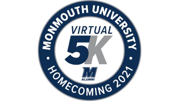 Monmouth University Virtual 5K Image
