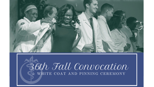 2020 Convocation and White Coat and Pinning Ceremony Image
