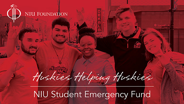 NIU Student Emergency Fund Image