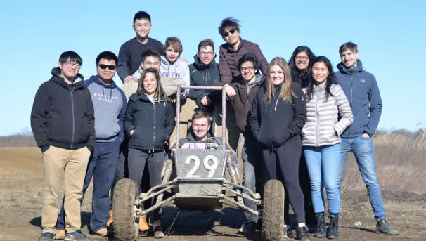 Tandon Motorsports Team Photo