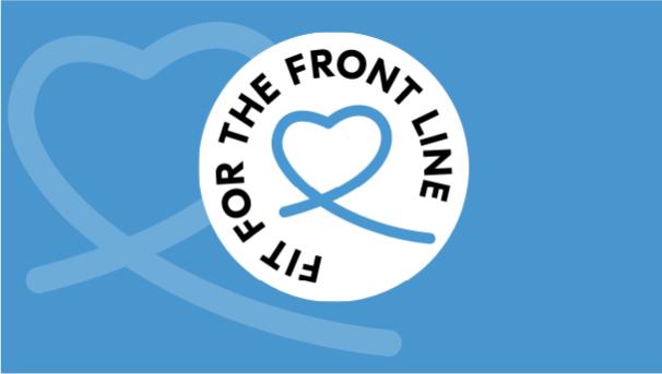 Suburban Hospital #FitForTheFrontLine Image