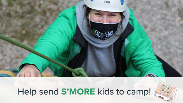 Send S'more Kids to 4-H Camp Image