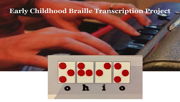Early Childhood Braille Transcription Project Image