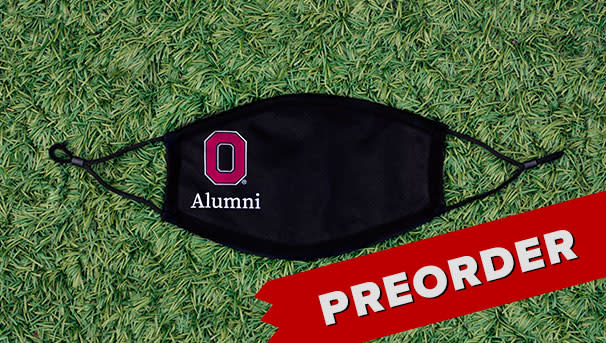 Get your mask and support your alumni group scholarship! Image