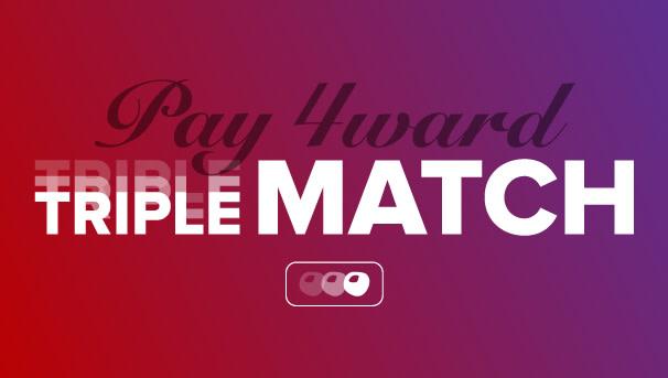 Pay 4ward Triple Match 2018 Image