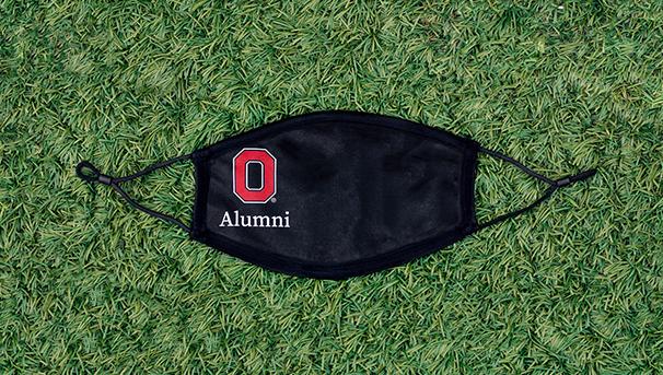 Ohio State Alumni Mask Image