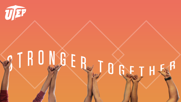 The UTEP Stronger Together Fund Image