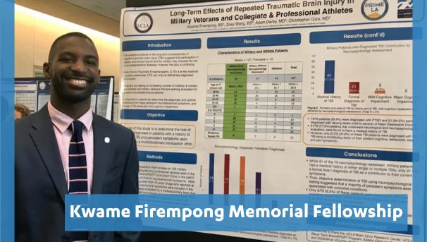 Kwame Firempong Memorial Fellowship Image
