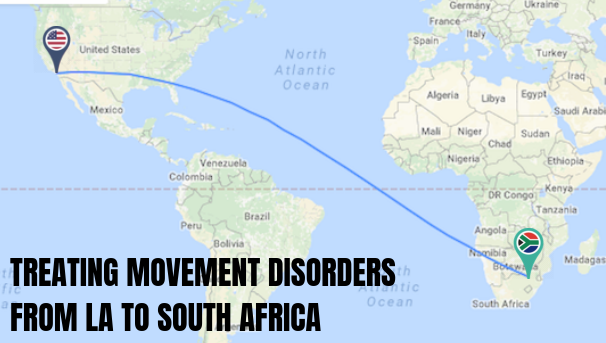 Treating Movement Disorders From LA to South Africa Image