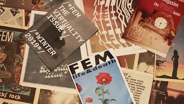 FEM Newsmagazine @ UCLA Image