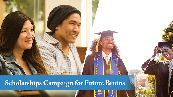 Scholarships Campaign for Future Bruins Image
