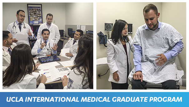 *NEW STRETCH GOAL* UCLA International Medical Graduate Program Image