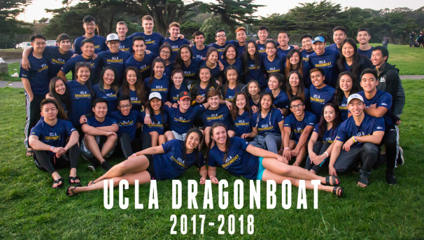 UCLA Dragon Boat: Spring Season Image