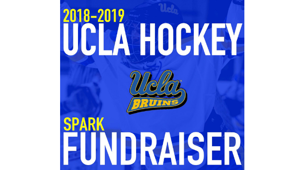 UCLA Ice Hockey: Get Us to Our Games! Image