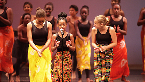 AileyCamp at Cal Performances Image