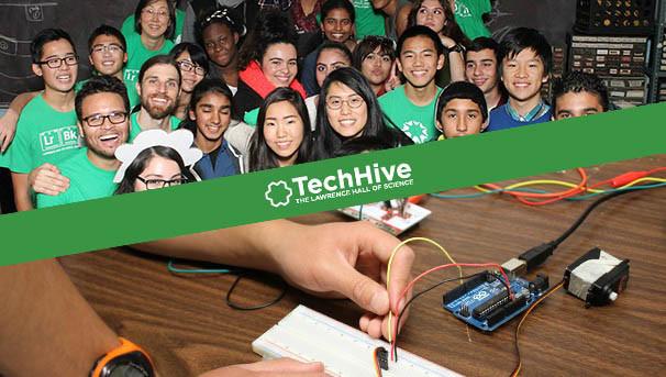 TechHive Teen Makerspace Image