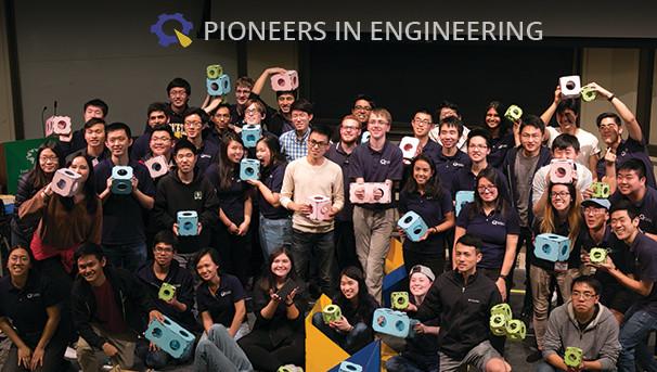 Pioneers in Engineering Image