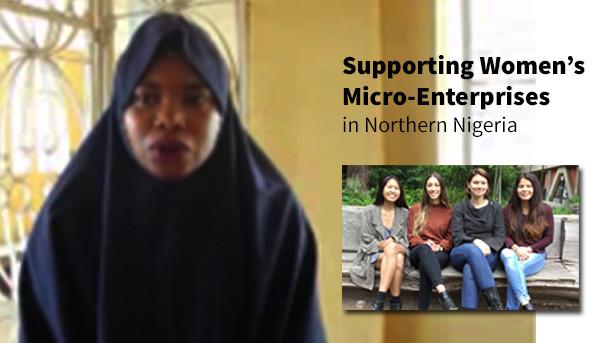 Supporting Women's Micro-Enterprises in Nigeria Image