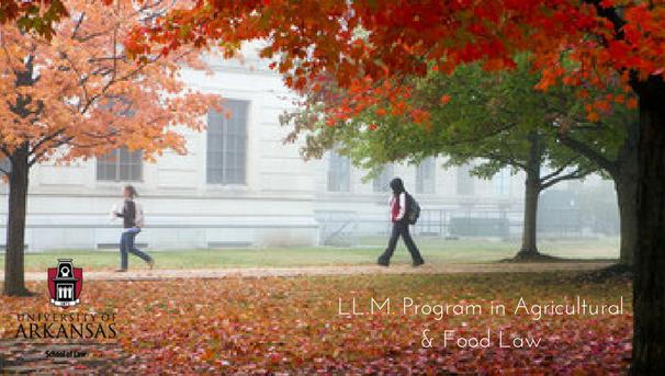 LL.M. Program in Agricultural & Food Law: Alumni-Sponsored Graduate Assistantship Image