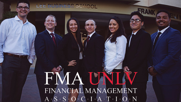 Help the UNLV Financial Management Association Travel to Boston Image