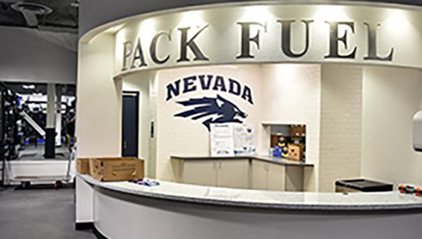 Pack Fuel station
