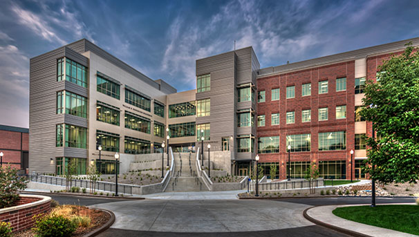 William N. Pennington Engineering Building