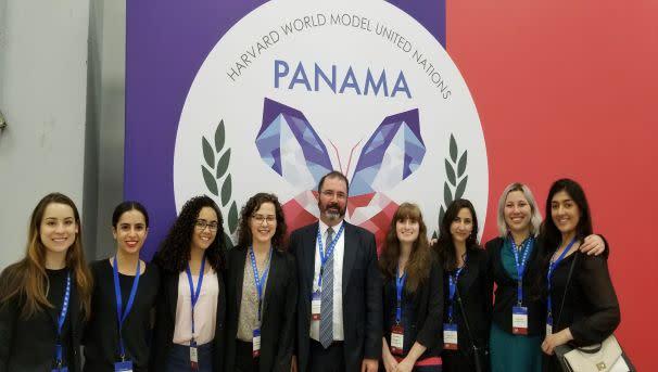 Model United Nations Team Image