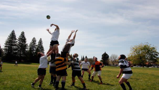 McGeorge Rugby Club Endowed Scholarship Image