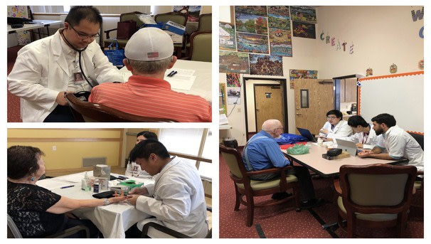 ASHP-Yakima Providing Care to Senior Residents Image