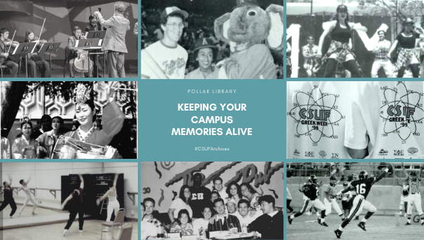 University Archives collage 2