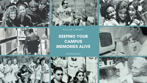 University Archives collage 1