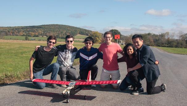 Group Flight Test