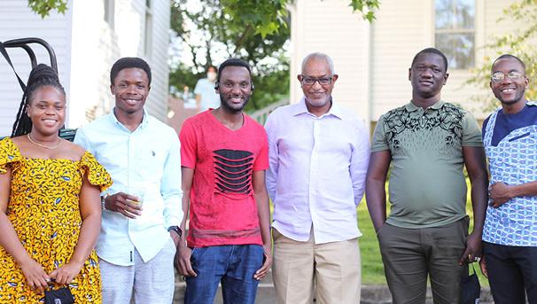 photo for African Studies at Ohio University