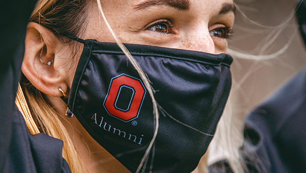 Order your Ohio State alumni mask today!