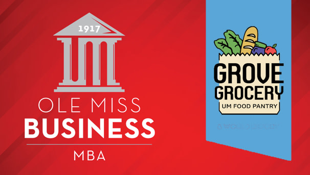 Ole Miss Business MBA | Grove Grocery, UM Food Pantry