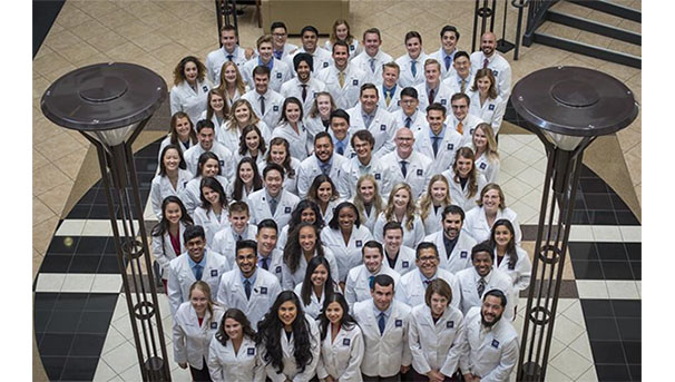 UNR Med Class group photo