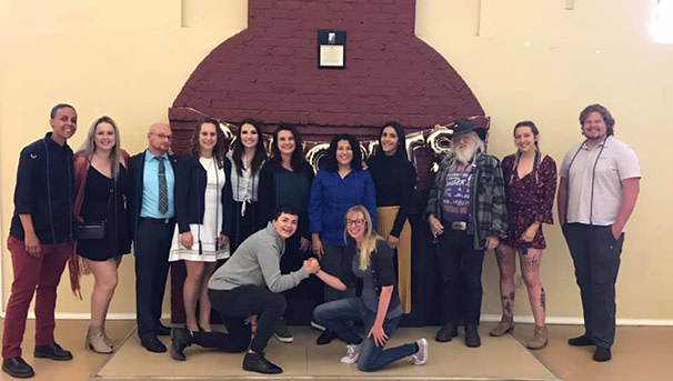NRAP Graduation group photo
