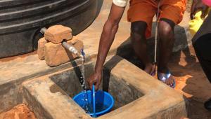 KU Engineers Without Borders: Ugandan School Water Project