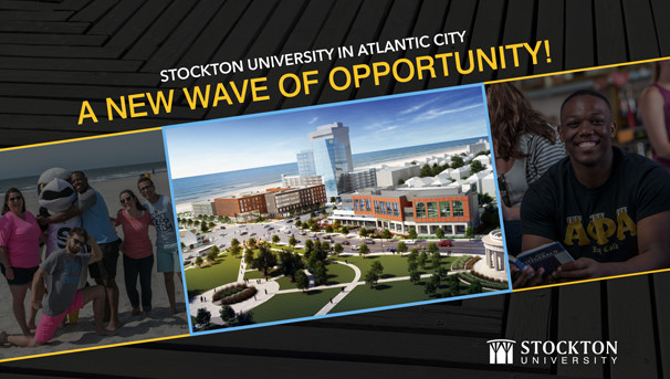 Stockton University in Atlantic City Image