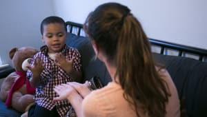 You can make a world of difference for autistic children