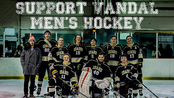 For the Boys: Men's Hockey on the Palouse Image