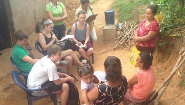 Antipoverty Technology, in Honduras
